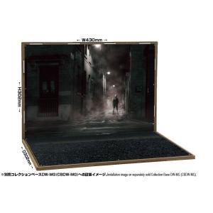 [箱庭技研]ジオラマシートDW F002 都市セットB 背景/ベース 2枚 路地裏