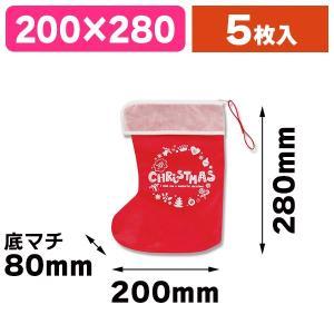 (不織布巾着)Fバッグ ソックス20-28 ジョイリース/5枚入(K05-4901755016451)|hakonomise