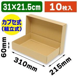 (ギフト箱)洋品箱 H-6深 ハンドクラフト/10枚入(K05-4901755722697)|hakonomise