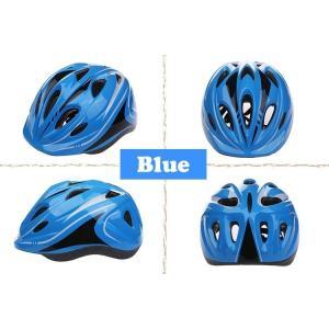 キッズヘルメット 全6色【子供用 ジュニア サ...の詳細画像4