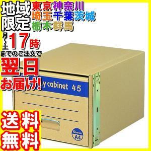 ゼネラル/イージーキャビネット エコ45 奥行45cm A4判用/EC-101|hakourisenka