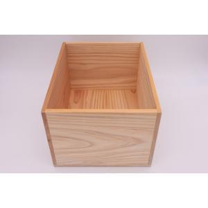 【多機能BOX 贈答用 ギフト用】 内寸 縦310mm × 幅230mm × 高さ180mm 材料杉|hakoyu