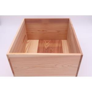【多機能BOX 贈答用 ギフト用】 内寸 縦310mm × 幅350mm × 高さ180mm 材料杉|hakoyu