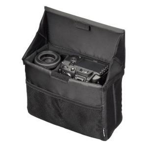 ハクバ カメラバッグ フォールディングインナーソフトボックス D ブラック KCS-38DBK 4977187336641 HAKUBA|hakuba