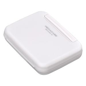 ハクバ デジタルメディアを安心して保護できる「ポータブルメディアケース W」 SD/MicroSDカード用 ホワイト DMC-20WSDWT 4977187371390 HAKUBA|hakuba