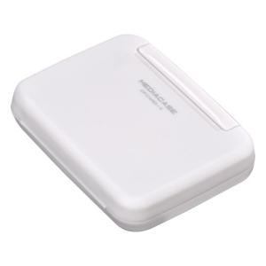 ハクバ デジタルメディアを安心して保護できる「ポータブルメディアケース W」 CFカード用 ホワイト DMC-20WCFWT 4977187371413 HAKUBA|hakuba