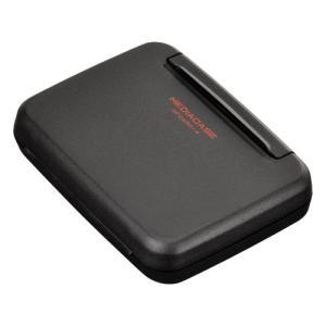 ハクバ デジタルメディアを安心して保護できる「ポータブルメディアケース W」 CFカード用 ブラック DMC-20WCFBK 4977187371420 HAKUBA|hakuba