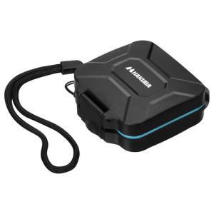ハクバ ハードメモリーカードケース SD4(SD/microSDカード用) ブルー DMC-22SD4BL 4977187371536|hakuba