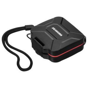 ハクバ ハードメモリーカードケース SD4(SD/microSDカード用) レッド DMC-22SD4RD 4977187371543|hakuba