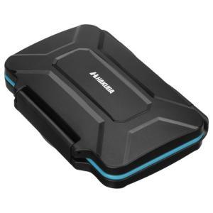 ハクバ ハードメモリーカードケース SD12(SD/microSDカード用) ブルー DMC-22SD12BL 4977187371550|hakuba