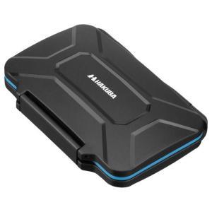 ハクバ ハードメモリーカードケース XQD6(XQDカード用) ブルー DMC-22XQD6BL 4977187371574|hakuba
