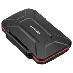 ハクバ ハードメモリーカードケース XQD6(XQDカード用) レッド DMC-22XQD6RD 4977187371581|hakuba