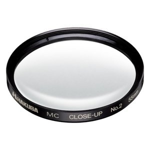 ハクバ MCクローズアップレンズ No.2 フィルター径:55mm CF-CU255 4977187434668 HAKUBA hakuba