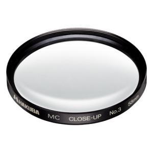 ハクバ MCクローズアップレンズ No.3 フィルター径:58mm CF-CU358 4977187434712 HAKUBA hakuba