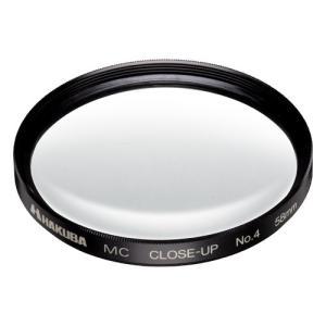 ハクバ MCクローズアップレンズ No.4 フィルター径:58mm CF-CU458 4977187434750 HAKUBA hakuba
