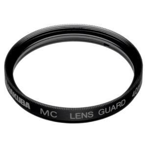 ハクバ MCレンズガード フィルター径:40mm ブラック  CF-LG400 4977187438307 HAKUBA hakuba