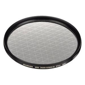ハクバ ワイドクロススクリーンフィルター 6× 67mm 4977187440041 CF-WCS667 HAKUBA hakuba