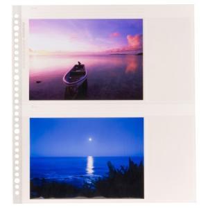 ハクバ フォトアルバム SF-1 プリントファイル 写真サイズ:2L 替台紙 4977187520477 HAKUBA|hakuba