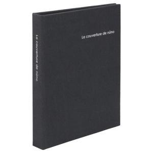 【アウトレット 訳あり特価】ハクバ ポケットアルバム nuno poche(ヌーノ ポッシュ) Lサイズ 80枚収納 グレー ANN2-L80GY 4977187534573|hakuba