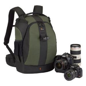【アウトレット 訳あり特価】【送料無料】Lowepro(ロープロ) カメラバッグ フリップサイド 400AW パイングリーン/ブラック 0056035352706|hakuba