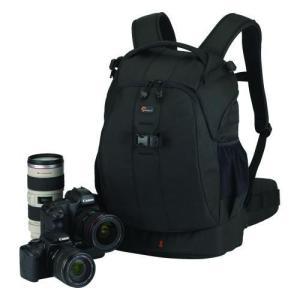 【アウトレット 訳あり特価】【送料無料】Lowepro(ロープロ) カメラバッグ フリップサイド 400AW ブラック 0056035352713|hakuba