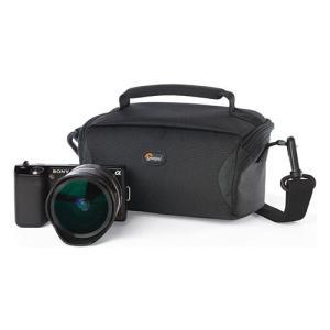 【アウトレット 訳あり特価】Lowepro(ロープロ) ショルダーバッグタイプのカメラバッグ フォーマット110 Lowepro 0056035365096|hakuba