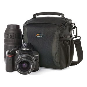 【アウトレット 訳あり特価】Lowepro(ロープロ) ショルダーバッグタイプのカメラバッグ フォーマット140 Lowepro 0056035365119|hakuba