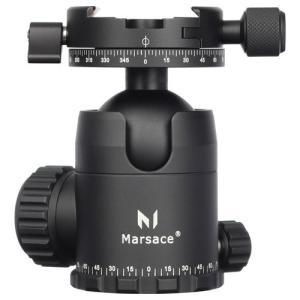 【アウトレット 訳あり特価】Marsace(マセス) 自由雲台 FB-2R(パンニングクランプ付) FB-2R 6920231100031|hakuba