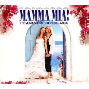 CD)「マンマ・ミーア!」ザ・ムーヴィー・サウンドトラック (UICP-1102) hakucho