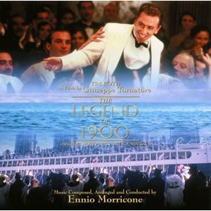 CD)「海の上のピアニスト」オリジナル・サウンドトラック/エンニオ・モリコーネ (SICP-2730) hakucho