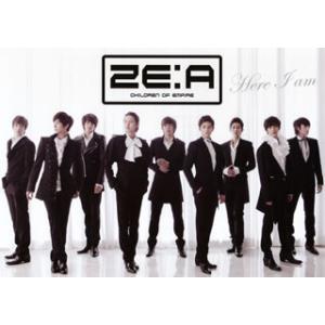 CD)ZE:A/ヒア・アイ・アム(Type-A) (HMCX-1111)
