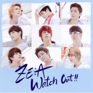CD)ZE:A/Watch Out!!〜熱愛注意報〜(Type-C)(DVD付) (HMCX-1116)