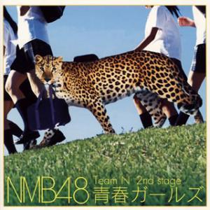 CD)NMB48/Team N 2nd stage「青春ガールズ」 (YRCS-95012) hakucho