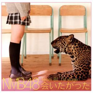 CD)NMB48/Team BII 1st stage「会いたかった」 (YRCS-95013) hakucho