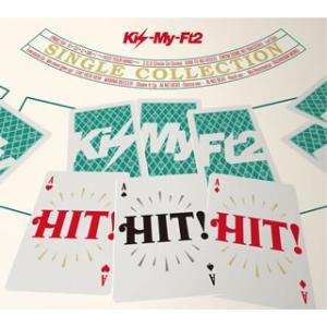 CD)Kis-My-Ft2/HIT!HIT!HIT!(DVD付) (AVCD-38925)|hakucho