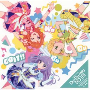 CD)「アイカツ!」3年目 オープニング/エンディングテーマ〜Du-Du-Wa DO IT!!/Good mo (LACM-14275) (初回仕様)|hakucho