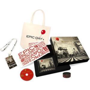CD)B'z/EPIC DAY(初回出荷限定盤/LIVE-G...
