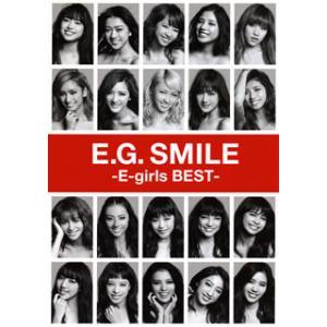 CD)E-girls/E.G.SMILE-E-girls BEST-(DVD付)(2CD+3DVD) (RZCD-86025) hakucho