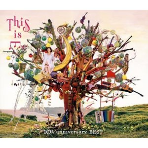CD)絢香/THIS IS ME〜絢香 10th anniversary BEST〜(初回出荷限定盤...