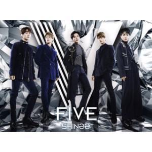 CD)SHINee/FIVE(初回出荷限定盤(初回限定盤B))(DVD付) (UPCH-29249)