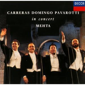 CD)3大テノール 世紀の競演 パヴァロッティ,ドミンゴ,カレーラス(T) (UCCD-51100)|hakucho