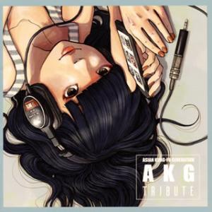 CD)AKG TRIBUTE (KSCL-2896)