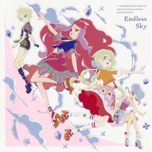 CD)「アイカツスターズ!」2ndシーズン挿入歌シングル〜Endless Sky/AIKATSU☆STARS! (LACM-14701) (初回仕様)|hakucho