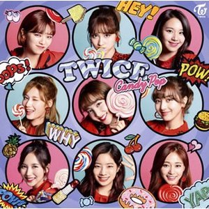 CD)TWICE/Candy Pop(通常盤) ...の商品画像