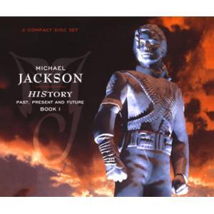 CD)マイケル・ジャクソン/ヒストリー パスト,プレズント・アンド・フューチャー ブック1 (SICP-31154)