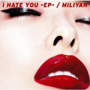 CD)加藤ミリヤ/I HATE YOU-EP-(初回出荷限定盤)(DVD付) (SRCL-9707) hakucho
