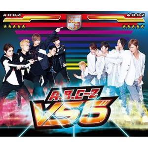 CD)A.B.C-Z/VS 5(初回出荷限定盤(初回限定盤B))(DVD付) (PCCA-4679) hakucho