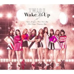 CD)TWICE/Wake Me Up(初回出荷限定盤(初回限定盤A))(DVD付) (WPZL-31450)