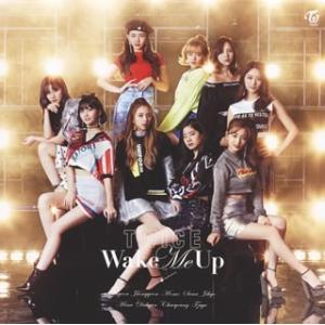 CD)TWICE/Wake Me Up(通常盤) (WPCL-12871)