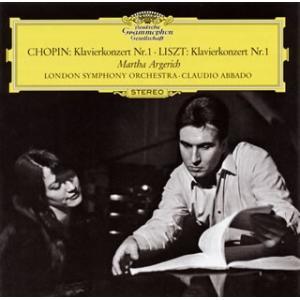 CD)ショパン&リスト:ピアノ協奏曲第1番 アルゲリッチ(P) アバド/LSO(初回出荷限定盤) (UCCG-40077)|hakucho